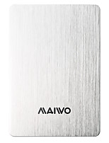 baratos -MAIWO Gabinete do disco rígido Liga de alumínio SATA KT037B