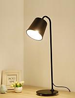 abordables -Métallique / Moderne Décorative / Cool Lampe de Table Pour Chambre à coucher / Bureau / Bureau de maison Métal 220V