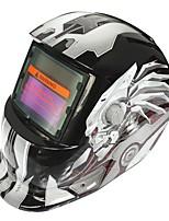 Недорогие -солнечный автоматический потемнение сварочный шлем 107 трансформатор