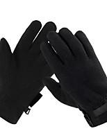Недорогие -Полныйпалец Все Мотоцикл перчатки Шерсть Дышащий / Сохраняет тепло