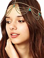 Недорогие -Аксессуары для волос Экологичный материал Клипсы Декорации Легко для того чтобы снести 1 pcs Повседневные модный