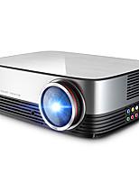 Недорогие -JmGO A6 ЖК экран Проектор для домашних кинотеатров Светодиодная лампа Проектор 300 lm Поддержка 1080P (1920x1080) 60-300 дюймовый Экран