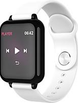 Недорогие -Indear B57 Умный браслет Android iOS Bluetooth Smart Спорт Водонепроницаемый Пульсомер Измерение кровяного давления / Сенсорный экран / Израсходовано калорий / Длительное время ожидания / Секундомер