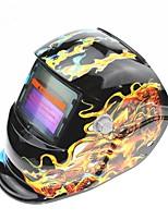 Недорогие -Солнечная автоматическая фотоэлектрическая сварочная маска 107 хамелеон