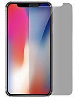 Недорогие -Asling Apple Защитная пленка для iPhone X / XS / XR / XS макс. 9h твердость Защитная пленка для всего тела 1 шт. конфиденциальность закаленное стекло