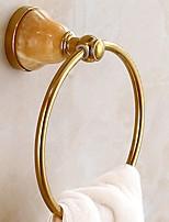 Недорогие -Держатель для полотенец Новый дизайн / Cool Modern Металл 1шт На стену