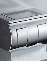 abordables -Porte Papier Toilette Design nouveau / Cool Moderne Acier inoxydable 1pc Montage mural