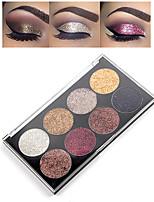 billiga -2 färger Ögonskuggor Öga / Ögonskugga Vattentät / varaktig Vattentät Naturlig Vardagsmakeup / Festmakeup Smink Kosmetisk