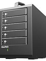 Недорогие -MAIWO Корпус жесткого диска Регистрация дистанции / USB-концентратор / Зрительная труба Алюминиевый сплав USB 3.0 K5FU3SR