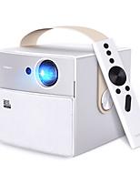 Недорогие -XGIMI CC DLP Проектор для домашних кинотеатров Светодиодная лампа Проектор 300 lm Поддержка 2K 60-120 дюймовый Экран