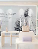 billiga -tapet / Väggmålning Duk Tapetsering - lim behövs Målning / Konst Dekor / 3D