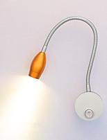 baratos -Proteção para os Olhos LED / Moderno / Contemporâneo Luminárias de parede Sala de Estar / Escritório Metal Luz de parede IP44 110-120V / 220-240V 3 W