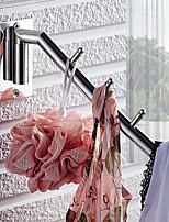 Недорогие -Держатель для полотенец Складной / С компактным кабелем Современный / Modern Нержавеющая сталь 1шт - Ванная комната / Гостиничная ванна На стену