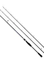 billiga -Fiskesp Spinnarspö Kol Spinnfiske / Jiggfiske / Färskvatten Fiske Stång