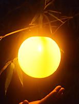 Недорогие -brlong солнечный открытый водонепроницаемый сферический пламенный светильник 1 шт.