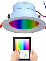 Недорогие -Factory OEM Интеллектуальные огни WX031027 для Гостиная / Спальня Контроль APP / Функция синхронизации / Градиент цвета 110-240 V