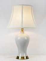 abordables -Moderne / simple Décorative / Cool Lampe de Table Pour Bureau / Bureau de maison / Couloir Céramique 220V