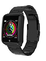 Недорогие -Indear M39 Умный браслет Android iOS Bluetooth Спорт Водонепроницаемый Пульсомер Измерение кровяного давления Сенсорный экран / Израсходовано калорий / Длительное время ожидания / Педометр