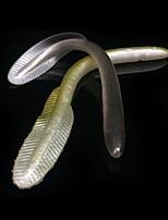 abordables -5 pcs leurres de pêche Leurre souple PVC Facile à Utiliser Pêche en mer / Pêche à la mouche / Pêche d'appât