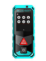 Недорогие -MILESEEY T7 100M Лазерный дальномер Водонепроницаемый / Многофункциональный / Защита от пыли для инженерных измерений / для строительства / для наружного измерения