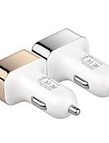 Недорогие -newsmy nm-11 5 v безопасность высокого качества прикуриватель 3 USB-порта автомобильное зарядное устройство