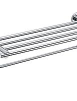 Недорогие -Держатель для полотенец Креатив Современный Нержавеющая сталь 1шт Односпальный комплект (Ш 150 x Д 200 см) На стену
