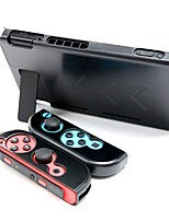 baratos -LH-17 Protetor de caixa do controlador de jogo Para Nintendo Interruptor ,  Portátil / Criativo / Novo Design Protetor de caixa do controlador de jogo Metal 1 pcs unidade