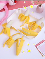 Недорогие -Резиновые игрушки Устройства для снятия стресса Милый Странные игрушки Ластик 1 pcs Детские Подростки Все Игрушки Подарок