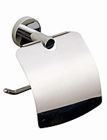 abordables -Porte Papier Toilette Design nouveau / Cool Moderne Métal 1pc Montage mural