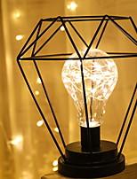 abordables -Moderne / Contemporain Design nouveau Lampe de Table Pour Chambre à coucher / Chambre de fille Métal DC 5V