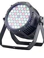 baratos -1pç 80 W 3200~5600 lm 54 Contas LED Criativo Regulável Instalação Fácil Luzes LED de Cenário Mudança 220-240 V Comercial Palco Corredor / Escadas