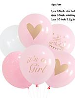 abordables -Ballon Papier d'Aluminium 1 set Fête / Soirée