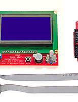 Недорогие -ramps1.4 lcd12864 интеллектуальный контроллер