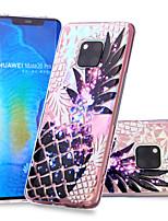 Недорогие -Кейс для Назначение Huawei Huawei Mate 20 Lite / Huawei Mate 20 Pro С узором Кейс на заднюю панель Фрукты Мягкий ТПУ для Huawei Nova 3i / P smart / Huawei P Smart Plus