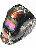 Недорогие -солнечная автоматическая переменная фотоэлектрическая сварочная маска 107 молнии