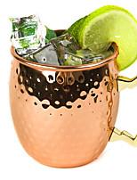 Недорогие -Drinkware Нержавеющая сталь Каждодневные чашки / стаканы / Необычные чашки / стаканы / Кружка Компактность / Boyfriend Подарок / Подруга Gift 1 pcs