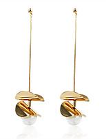 Недорогие -Жен. Классический Набор серьги - Цветы Мода Золотой Назначение Для вечеринок Повседневные