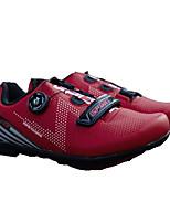Недорогие -Детские / Взрослые Обувь для велоспорта Легкость, Дышащий, Противозаносный Шоссейные велосипеды / Велосипеды для активного отдыха / Велосипедный спорт / Велоспорт
