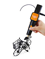 Недорогие -OEM ABS Ручка 3D-печати 0.7 обожаемый / для культивирования стерео мышления / как рождественские подарки