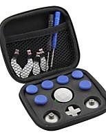 abordables -XBOX ONE ELITE Poignée du contrôleur Pour Wii U ,  Cool Poignée du contrôleur PVC / Métal 1 pcs unité