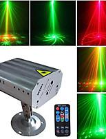 Недорогие -Параболические алюминиевые рефлекторы DMX 512 / Авто / Дистанционное управление для Выступление / Бар / DJ Пульт управления / Легкость