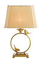 Недорогие -Художественный / Простой Декоративная / Cool Настольная лампа Назначение Спальня / Кабинет / Офис Металл 220 Вольт