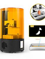 Недорогие -более длинный оранжевый 120 ур полимерный ЖК-принтер с 2,8-дюймовым сенсорным цветным экраном для офсетной печати 120х68х150 мм