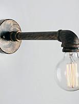 baratos -Estilo Mini Clássica / Vintage Luminárias de parede Sala de Estar / Entrada Metal Luz de parede 220-240V 60 W