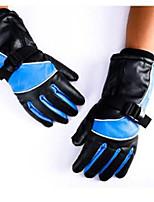 Недорогие -Полныйпалец Универсальные Мотоцикл перчатки Искусственная кожа Сенсорный экран / Водонепроницаемость / Дышащий