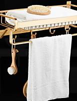Недорогие -Держатель для полотенец Креатив Современный Алюминий 1шт Односпальный комплект (Ш 150 x Д 200 см) На стену