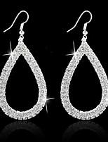 Недорогие -Жен. Классический Набор серьги - Цветы Мода Золотой / Белый Назначение Для вечеринок Повседневные