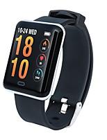 Недорогие -BoZhuo k66 Умный браслет Android iOS Bluetooth Спорт Водонепроницаемый Пульсомер Измерение кровяного давления Израсходовано калорий / Секундомер / Педометр / Напоминание о звонке