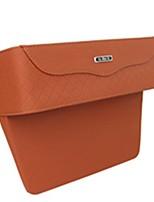 Недорогие -Коробка для хранения Коробки для хранения Кожа Назначение Универсальный Все года Все модели