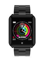 Недорогие -BoZhuo M39 Умный браслет Android iOS Bluetooth Спорт Водонепроницаемый Пульсомер Измерение кровяного давления Израсходовано калорий / Педометр / Напоминание о звонке / Датчик для отслеживания сна